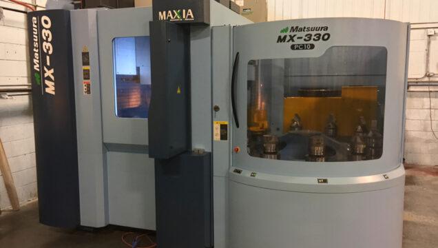 Matsuura MX-330 PC10